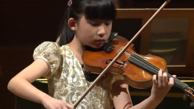The Violin Channel - Chloe Chua  2018 Menuhin Competition