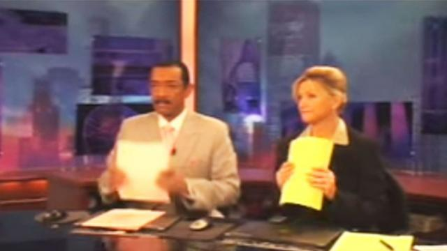 These News Anchors Think The Camera Is Off What They Do